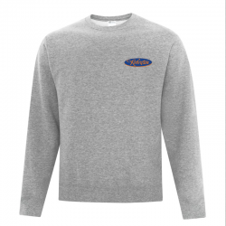Unisex Crew Neck Fleece...