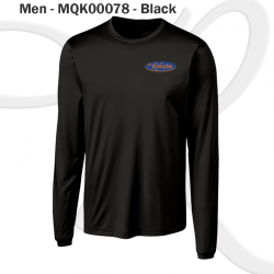 Men's L/S Spin Jersey Tee