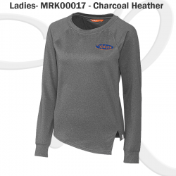 Ladies Jackson Crewneck