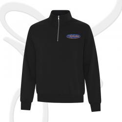 Sweatshirt 1/2 Zip